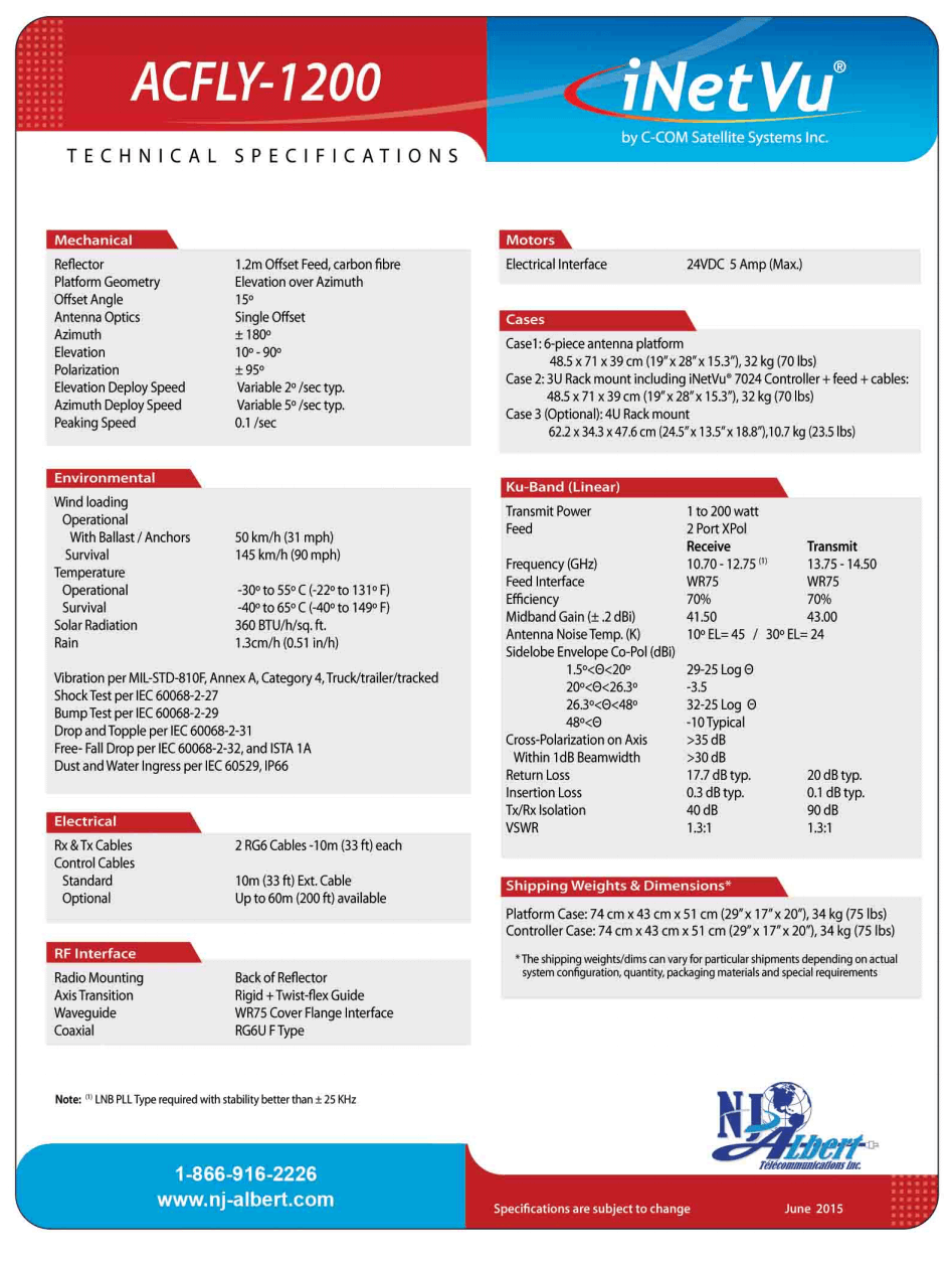 acfly1200 specs page 2 tp