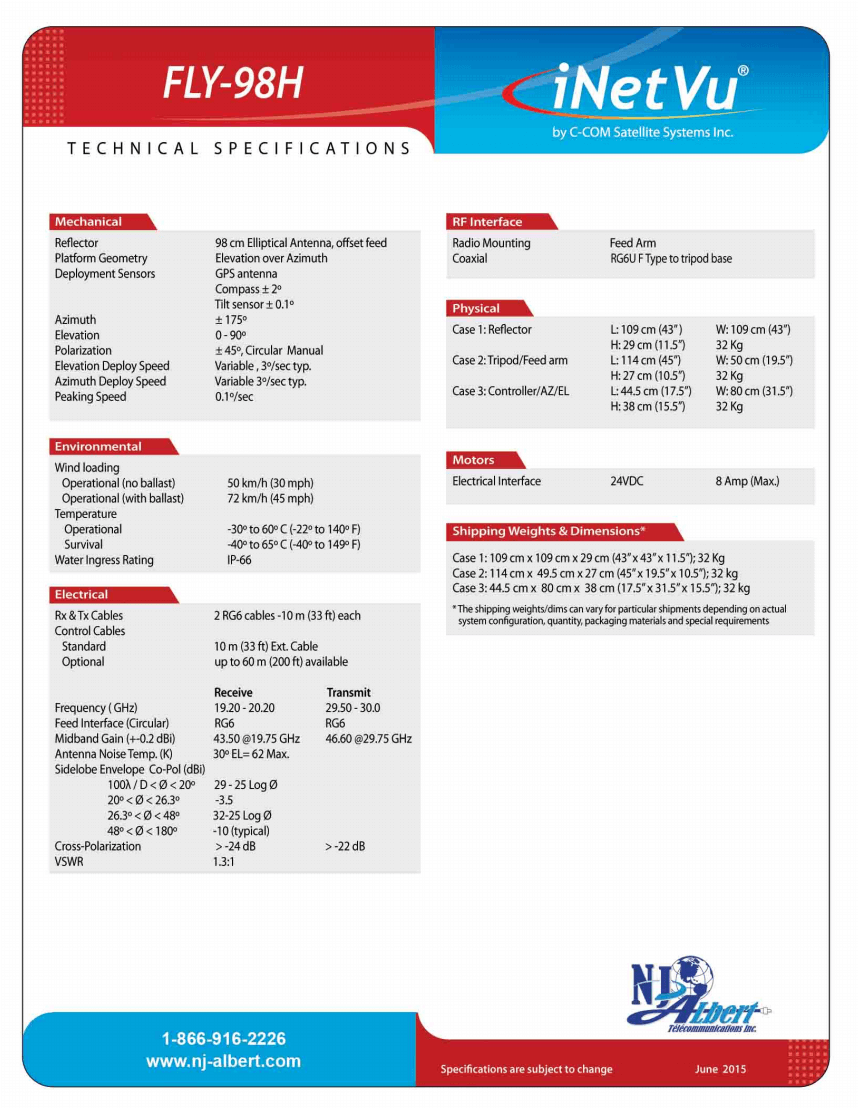 fly-98h specs page 2 tp