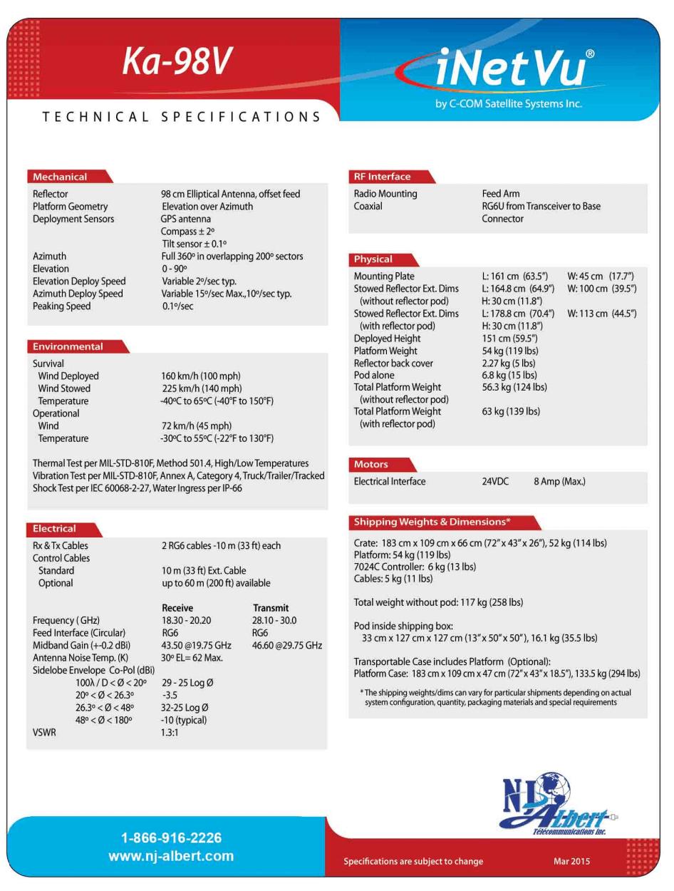 ka-98v specs page2 tp