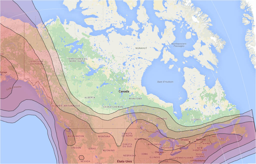 HORIZON 1 - 127 degre ouest - bande ku - america beam tp