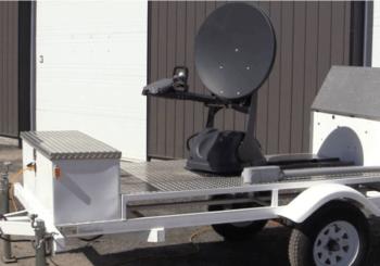 L'antenne pour véhicule Driveaway KA-75V